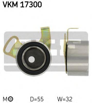 SKF VKM17300 Натяжной ролик, ремень ГРМ