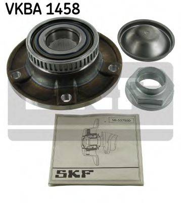 SKF VKBA1458 Комплект подшипника ступицы колеса
