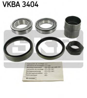 SKF VKBA3404 Комплект подшипника ступицы колеса
