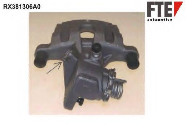 FTE RX381306A0 Тормозной суппорт