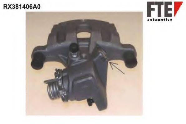 FTE RX381406A0 Тормозной суппорт