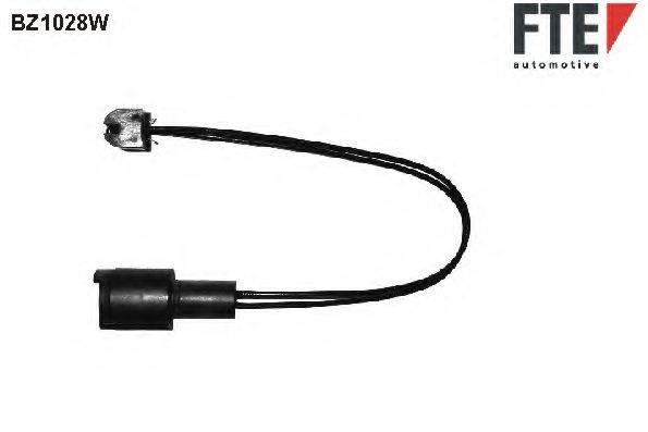 FTE BZ1028W Сигнализатор, износ тормозных колодок