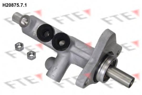 FTE H2087571 Главный тормозной цилиндр