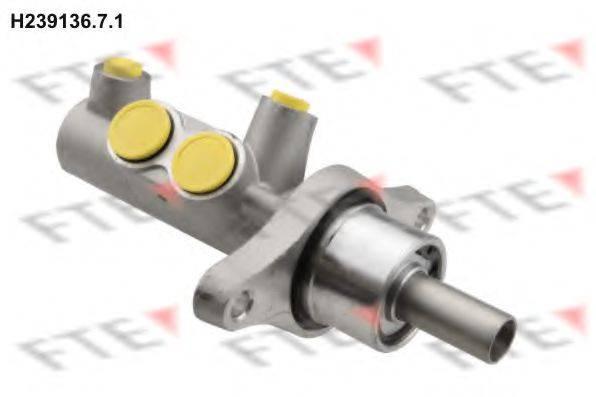 FTE H23913671 Главный тормозной цилиндр