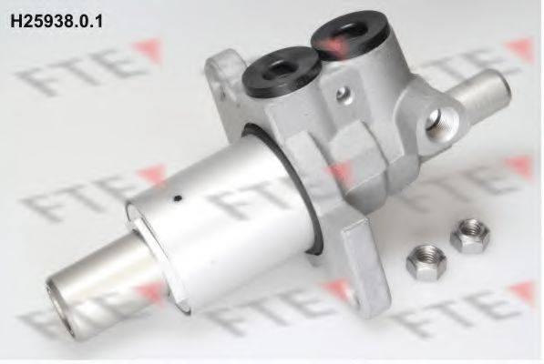 FTE H2593801 Главный тормозной цилиндр