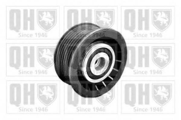 QUINTON HAZELL QTA1044 Паразитный / ведущий ролик, поликлиновой ремень