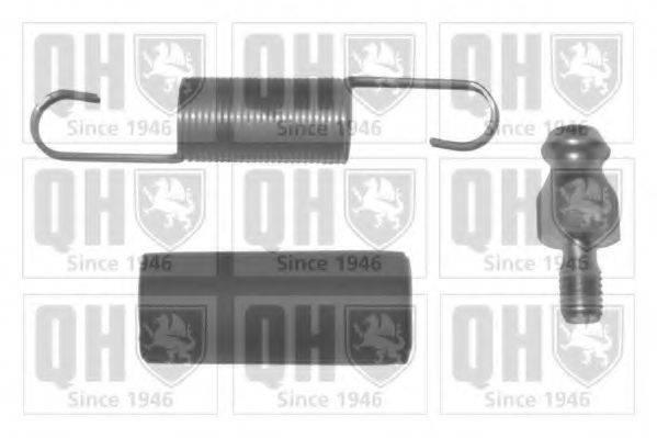 QUINTON HAZELL QTT436FK Монтажный комплект, натяжн./паразитн.ролик (зубчатый ремень)