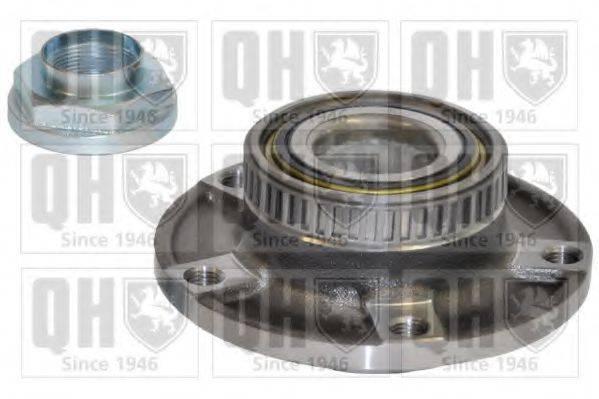 QUINTON HAZELL QWB786 Комплект подшипника ступицы колеса