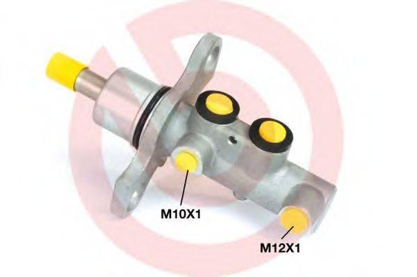 BREMBO M23001 Главный тормозной цилиндр
