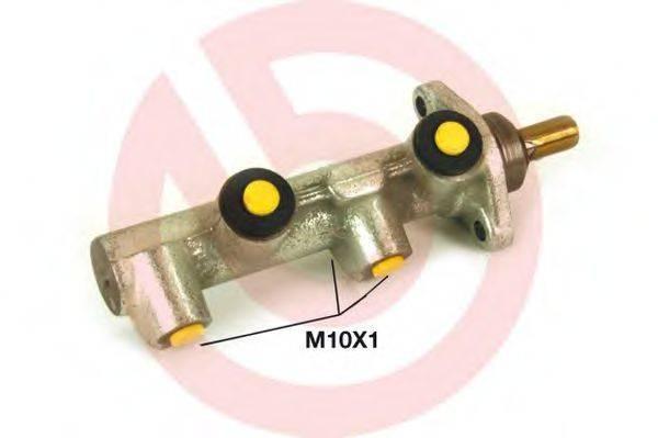 BREMBO M23015 Главный тормозной цилиндр