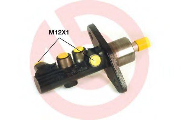 BREMBO M24015 Главный тормозной цилиндр