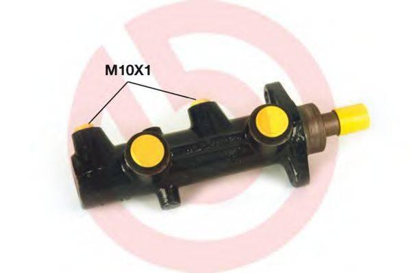 BREMBO M50005 Главный тормозной цилиндр
