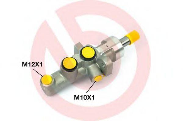 BREMBO M50007 Главный тормозной цилиндр