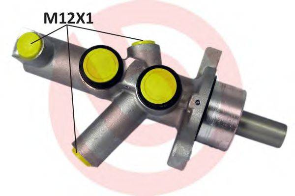 BREMBO M50029 Главный тормозной цилиндр