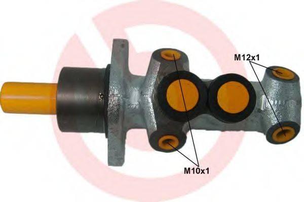 BREMBO M68012 Главный тормозной цилиндр