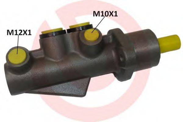 BREMBO M68013 Главный тормозной цилиндр