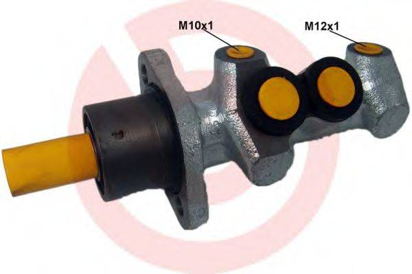 BREMBO M68024 Главный тормозной цилиндр