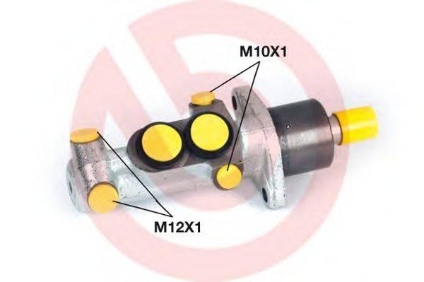 BREMBO M68075 Главный тормозной цилиндр