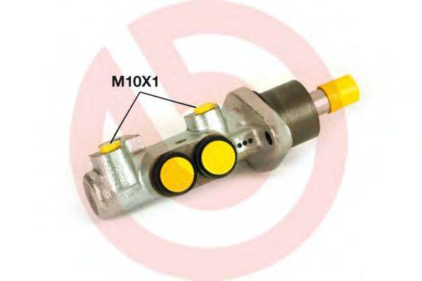 BREMBO M85050 Главный тормозной цилиндр