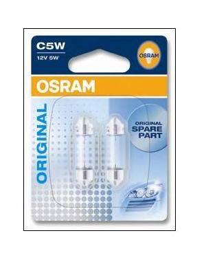 OSRAM 641802B Лампа накаливания, фонарь освещения номерного знака; Лампа накаливания, задний гарабитный огонь; Лампа накаливания, oсвещение салона; Лампа накаливания, фонарь установленный в двери; Лампа накаливания, фонарь освещения багажника; Лампа накаливания, подкапотная лампа; Лампа накаливания, стояночные огни / габаритные фонари; Лампа накаливания, стояночный / габаритный огонь; Лампа накаливания, oсвещение салона; Лампа накаливания, фонарь освещения номерного знака; Лампа накаливания, фонарь освещения багажника; Лампа накаливания, подкапотная лампа; Лампа накаливания, стояночные огни / габаритные фонари; Лампа накаливания, задний гарабитный огонь