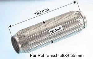 EBERSPACHER 9900679 Гофрированная труба, выхлопная система