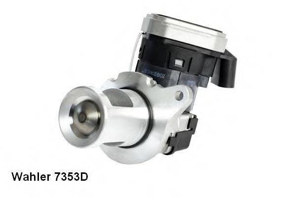 Клапан возврата ОГ WAHLER 7353D
