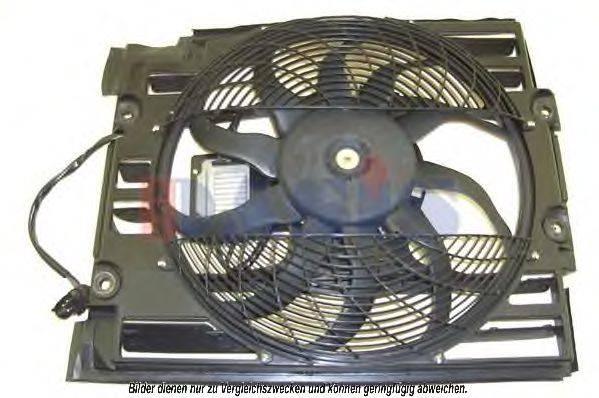 AKS DASIS 058052N Вентилятор, охлаждение двигателя