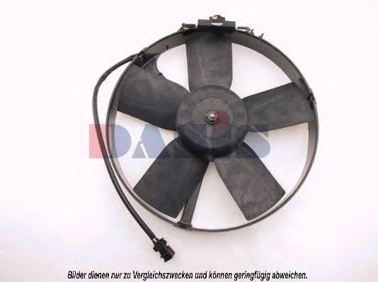 AKS DASIS 058290N Вентилятор, конденсатор кондиционера