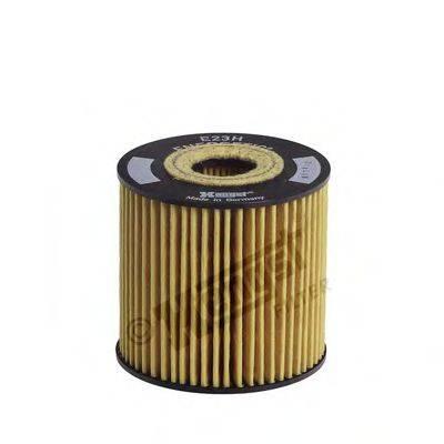 Масляный фильтр HENGST FILTER E23H D81