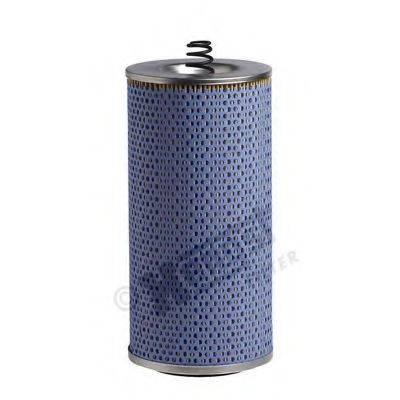 Масляный фильтр HENGST FILTER E251H D11