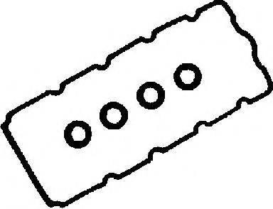 Комплект прокладок, крышка головки цилиндра GLASER V36626-00