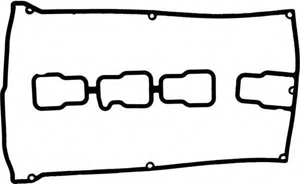 Комплект прокладок, крышка головки цилиндра GLASER V32900-00