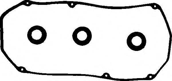 Комплект прокладок, крышка головки цилиндра GLASER V37980-00