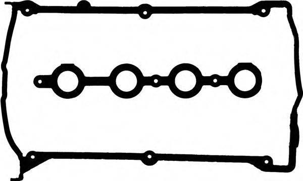 Комплект прокладок, крышка головки цилиндра GLASER V53271-00