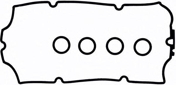 Комплект прокладок, крышка головки цилиндра GLASER V38045-00