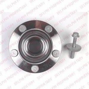 DELPHI BK1430 Комплект подшипника ступицы колеса