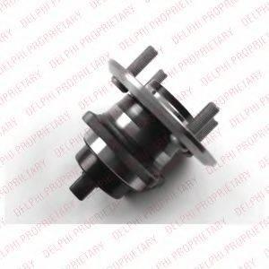 DELPHI BK1564 Комплект подшипника ступицы колеса