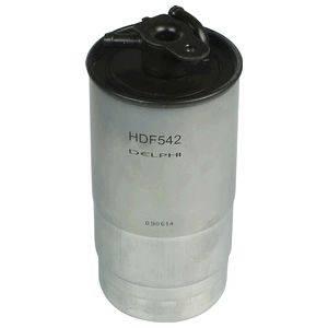 DELPHI HDF542 Топливный фильтр