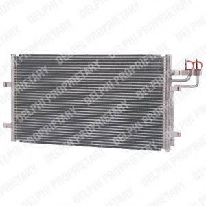 DELPHI TSP0225520 Конденсатор, кондиционер
