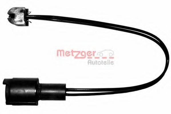 METZGER WK17064 Сигнализатор, износ тормозных колодок