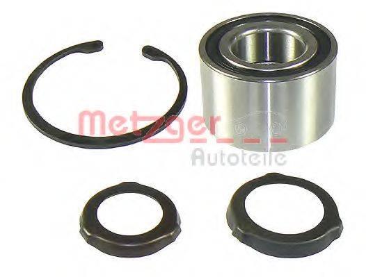 METZGER WM514 Комплект подшипника ступицы колеса