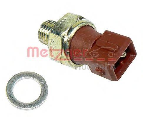 METZGER 0910007 Датчик давления масла