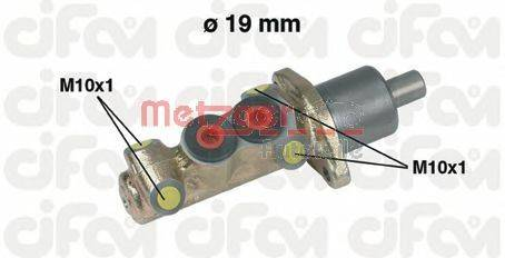 METZGER 202061 Главный тормозной цилиндр