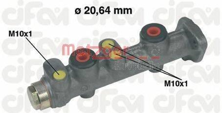 METZGER 202066 Главный тормозной цилиндр