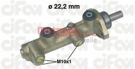 METZGER 202127 Главный тормозной цилиндр
