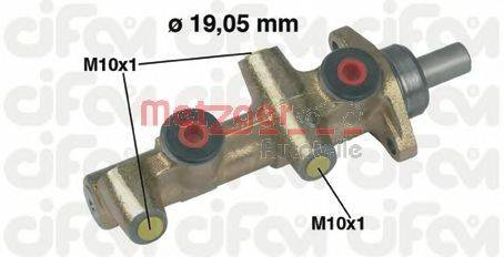 METZGER 202138 Главный тормозной цилиндр