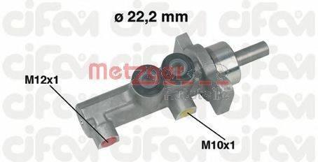 METZGER 202381 Главный тормозной цилиндр