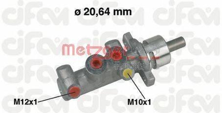 METZGER 202416 Главный тормозной цилиндр