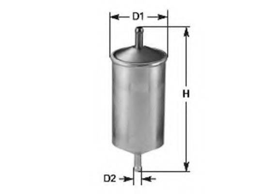 MAGNETI MARELLI 152071760851 Топливный фильтр