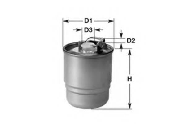 MAGNETI MARELLI 152071760688 Топливный фильтр